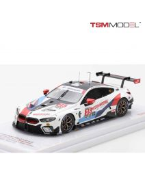 TSM Model 1:43 樹脂模型車 - BMW M8 GTLM #25 2018 IMSA Michelin GT Challenge Class Winner BMW Team RLL