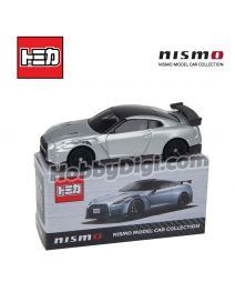 Tomica Nissan Model Car Collection 合金車 - Nissan GT-R Nismo 2020 Model Uitimate Metal Silver