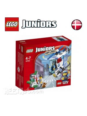 LEGO Juniors 10720: Police Helicopter Chase
