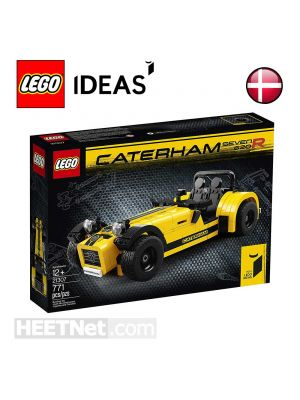 LEGO Ideas 21307: Caterham Seven 620R