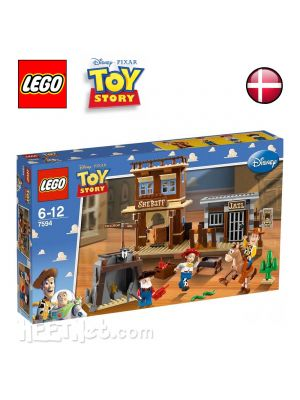 LEGO Toy Story 7594: Woody s Roundup