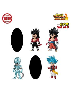 [日版] Bandai 食玩 - Bandai Super Dragon Ball Heroes Advage 2 套裝 (一套六隻)