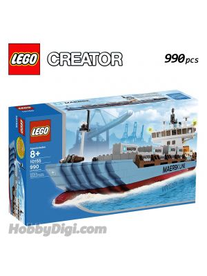 LEGO Creator 10155: Maersk Line Container Ship