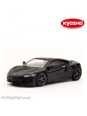 KYOSHO 1:64 Diecast Model Car - HONDA NSX  2019 Black