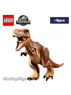 LEGO Loose Accessories Jurassic World: T rex
