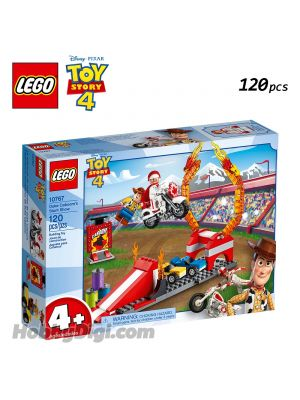 LEGO Toy Story 4 10767: Duke Caboom's Stunt Show
