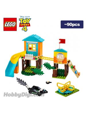 LEGO Loose Decoration Toy Story 4: Buzz & Bo Peep's Playground
