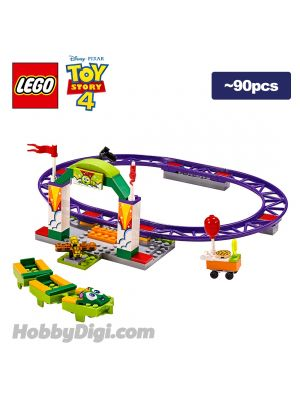 LEGO Loose Decoration Toy Story 4: Thrill Coaster with Pizza wagon