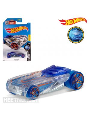 Hot Wheels HW X-RAYCERS 18/250 合金車 - Pharodox Blue