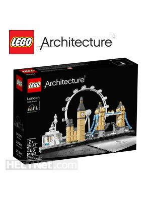 LEGO Architecture 21034: London