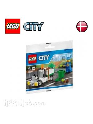 LEGO City Polybag 30313: Garbage Truck