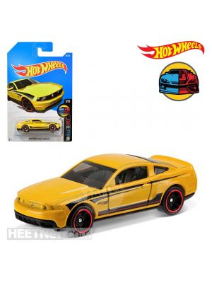 Hot Wheels HW Mild to Wild 60/250 合金車 - 2010 Ford Mustang GT
