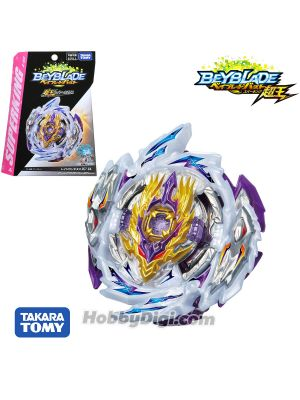 Takara Tomy Beyblade Burst Super King Booster - B-168 Rage Longinus.Ds' 3A
