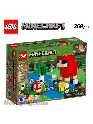 LEGO Minecraft 21153: The Wool Farm