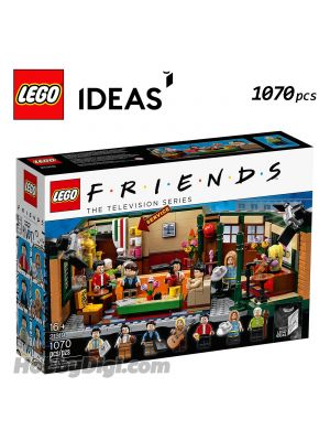 LEGO Ideas 21319: Central Perk