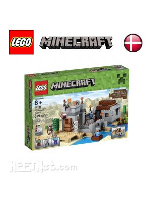 LEGO Minecraft 21121: The Desert Outpost