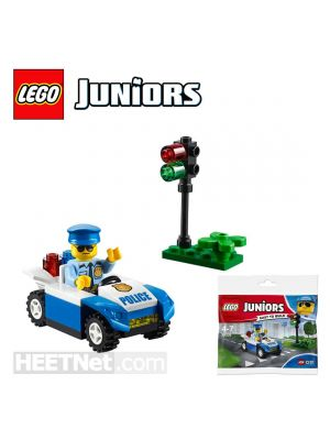 LEGO Juniors Polybag 30339: Traffic Light Patrol