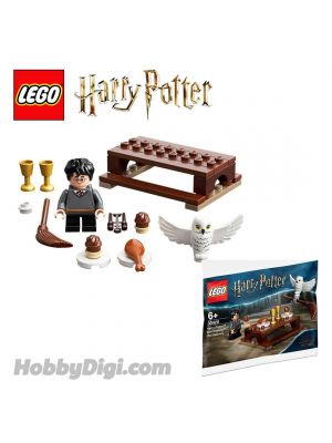 LEGO Harry Potter Polybag 30420 : Harry Potter and Hedwig: Owl Delivery