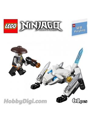 LEGO Ninjago Polybag 30547: Dragon Hunter
