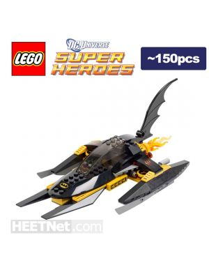 LEGO Loose Machine DC Comics: Batboat with Flick Discs