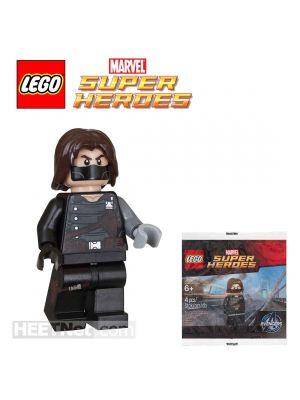 LEGO Marvel Super Heroes Polybag 5002943: Winter Soldier