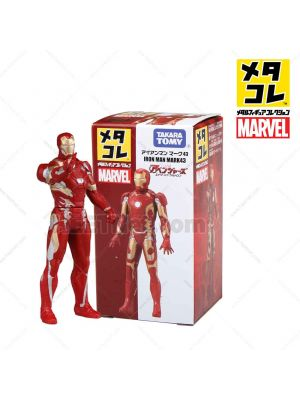 Metacolle Metal Figure - Iron Man Mark 43