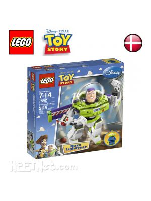 LEGO Toy Story 7592: Construct-a-Buzz
