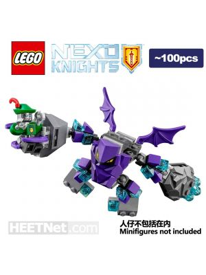 LEGO 散裝淨機 Nexo Knights: Bedrock Monster