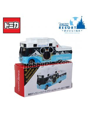 Tomica 東京迪士尼限定合金車 - Disney Vehicle Collection Dream Cruiser III (藍)
