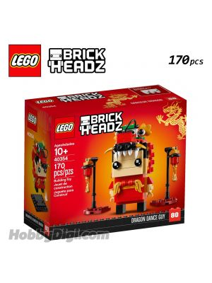 LEGO Brickheadz 40354: Dragon Dance Guy