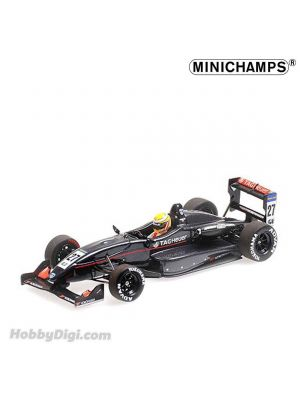 Minichamps 1:43 Model Car - Macau F3 Series - DALLARA MERCEDES F302 - LEWIS HAMILTON - MACAU GP 2003