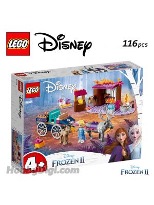 LEGO Disney 41166: Elsa and the Reindeer Carriage