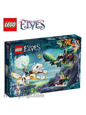 LEGO Elves 41195: Emily and Noctura s Showdown