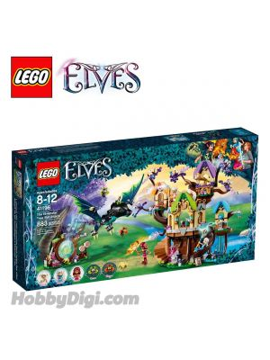 LEGO Elves 41196: The Elvenstar Tree Bat Attack
