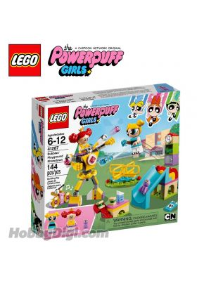 LEGO the Powerpuff Girls 41287: Bubbles Playground Showdown