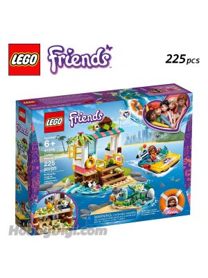 LEGO Friends 41376: Turtles Rescue Mission