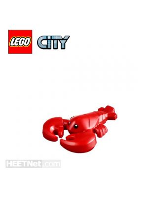 LEGO Loose Minifigure City: Lobster