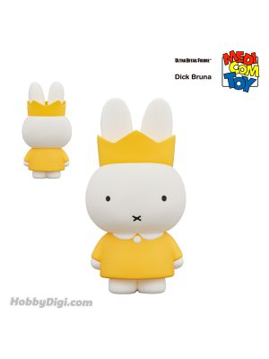 Medicom Toy UDF PVC模型 - No.557 Dick Bruna Series 4 Crown Miffy 米菲兔 (誕生65周年)