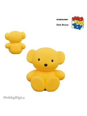 Medicom Toy UDF PVC模型 - No.561 Dick Bruna Series 4 Stuffed Bear (米菲兔誕生65周年)