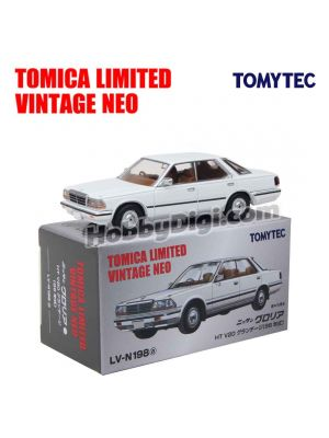 TOMYTEC Tomica Limited Vintage NEO 合金車 - LV-N198a Gloria Grandage 白