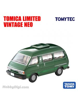 TOMYTEC Tomica Limited Vintage NEO 合金車 - LV-N104d Town Ace Wagon Super Extra (綠)