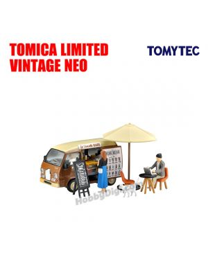 TOMYTEC Tomica Limited Vintage NEO 合金車 - Diocolle 64 #Car Snap 07a Cafe
