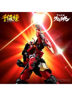 Sentinel Priobot plastic model kit: Gurren Lagann
