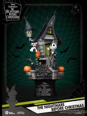 Beast Kingdom Disney D-Stage 035 - The Nightmare Before Christmas