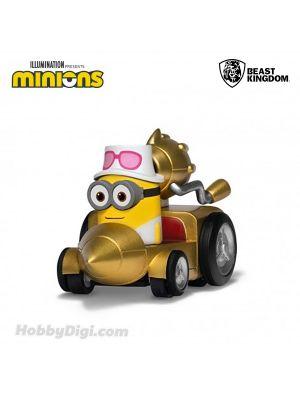 Beast Kingdom Despicable Me series Pull Back Car - Dru's Car