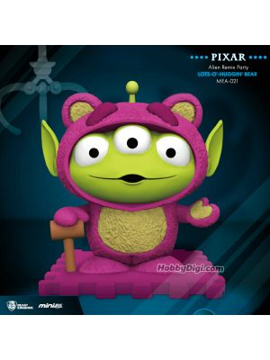 Beast Kingdom Toy Story Mini Egg Attack MEA-021 - Alien Remix Party Lots-O'-Hugin' Bear