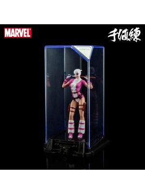 Sentinel PVC Statue - Marvel Super Hero Illuminated Gallery Collection 2: Gwenpool