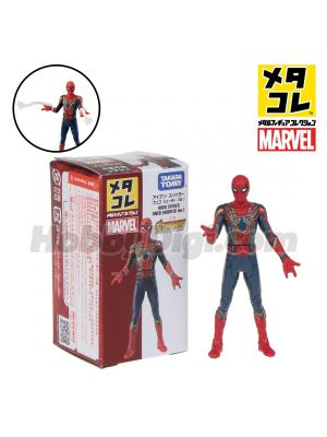 Metacolle Marvel Metal Figure - Iron Spider (Web Shooter Ver.)