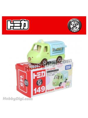 Dream Tomica Diecast Model Car No149 - Sumikko Gurashi Ice Cream Car