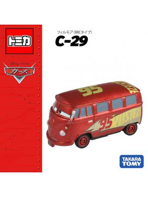 Tomica Disney Cars - C- 29 Fillmore RRC